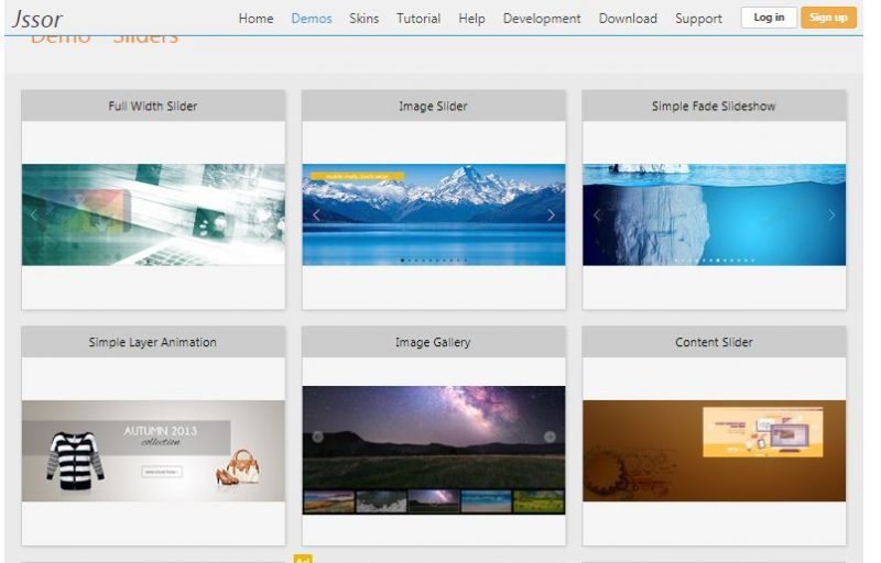 50 Best Free Responsive jQuery Image Sliders 2019