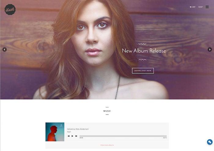 lush-music-wordpress-website-template