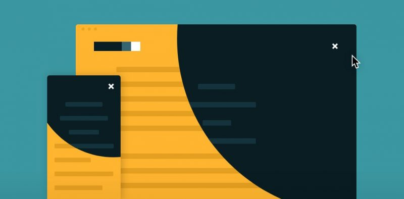 Rounded Animation Navigation