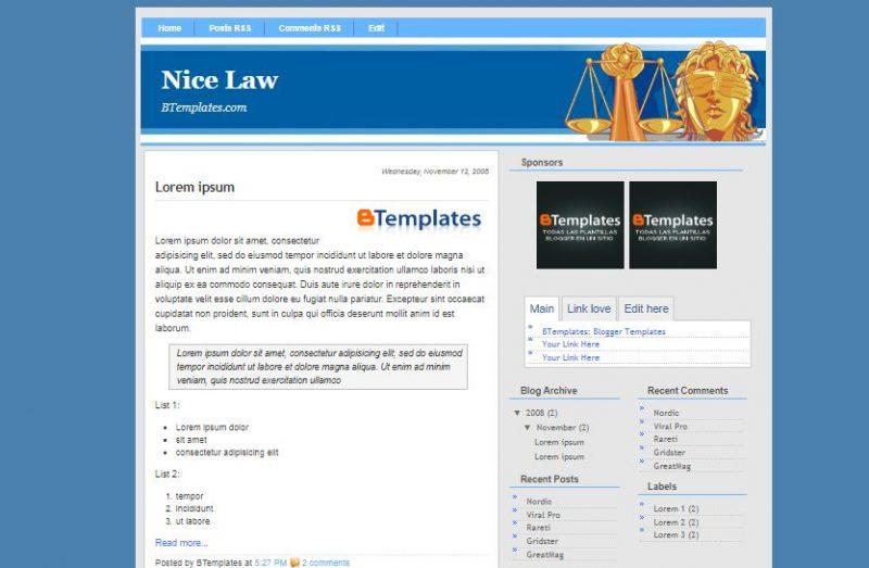 Nice Law