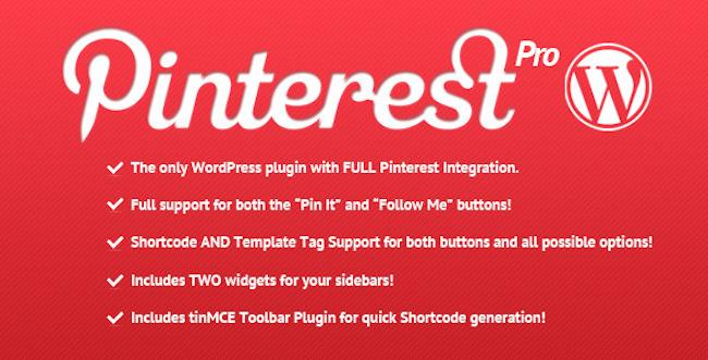 pinterest Pro Plugin