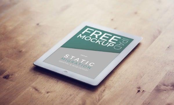 Free-Mockups-PSD-ipad