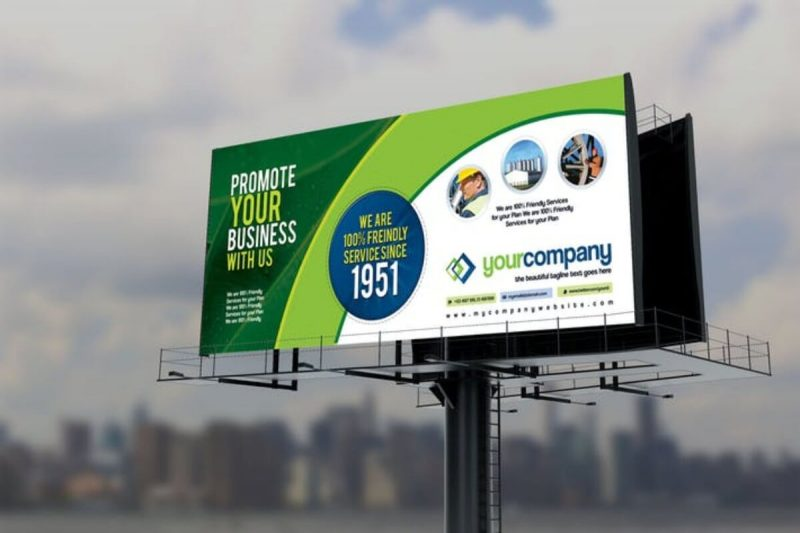 Corporate Billboard Signage
