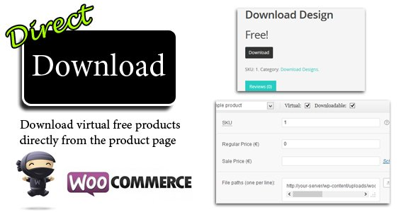 Direct-Download-for-WooCommerce
