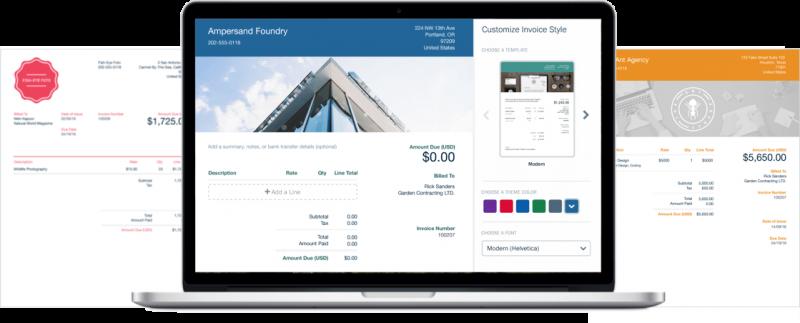 FreshBooks Invoice System