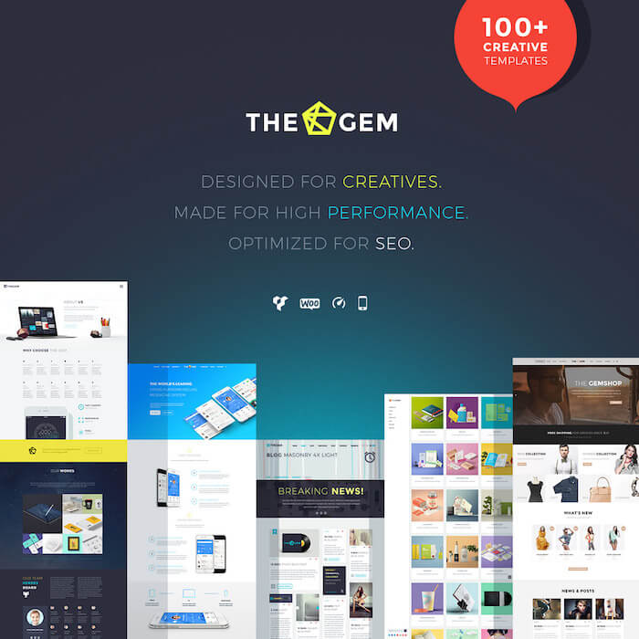 TheGem SEO WordPress Theme