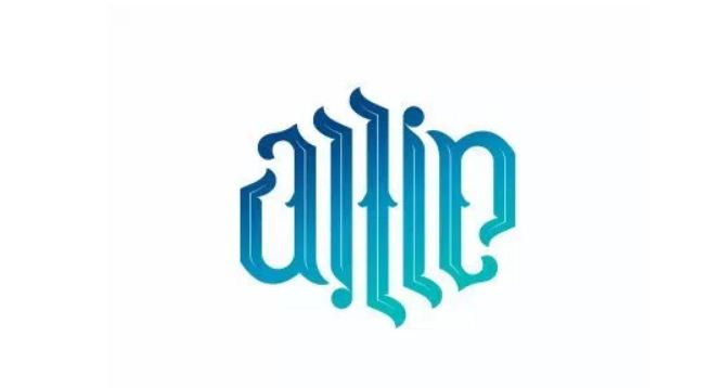 All In Ambigram