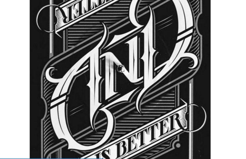 AND Ambigram Design