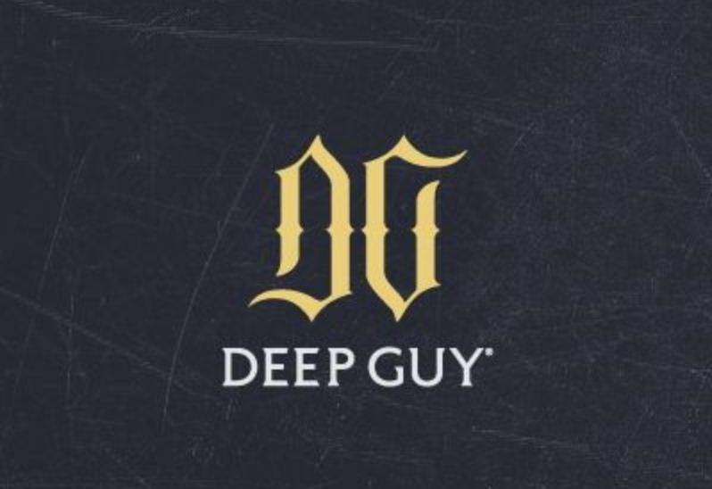 Deep Guy Ambigram Design