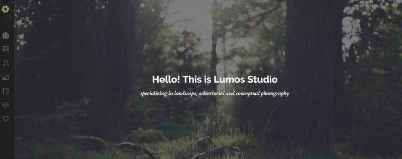 Luomo Tumblr Theme