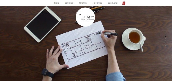 Wix Site Examples 2018