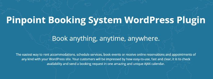Pinpoint Booking System