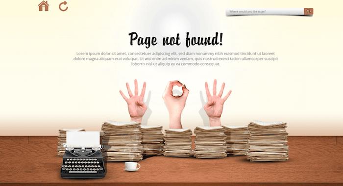 404 Error WordPress Plugins