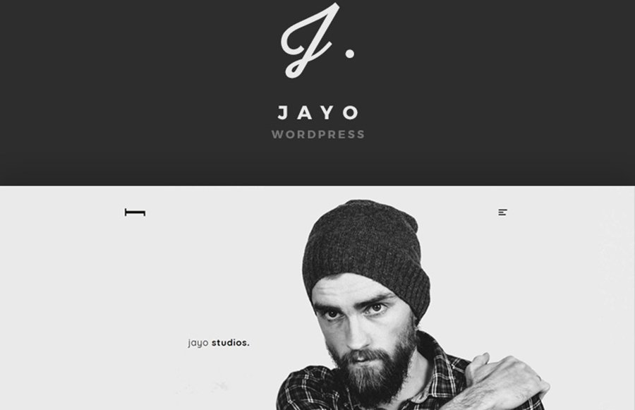 Jayo - A Freelancers & Agencies WordPress Theme