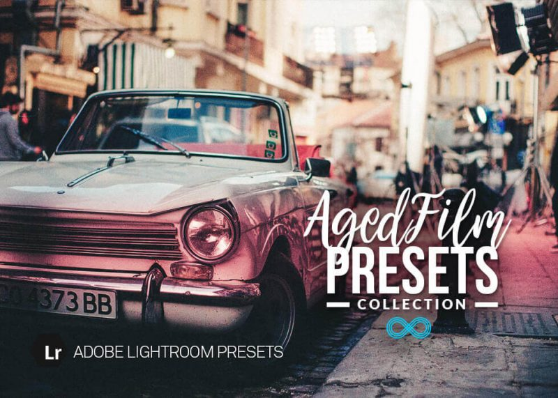 Aged Film Presets