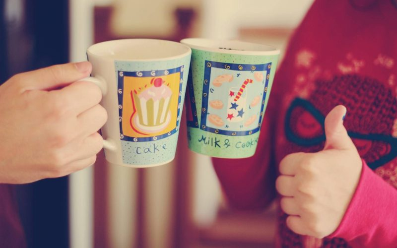 Coffee Mugs Wallpaper