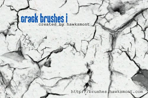 Crack Brushes 1