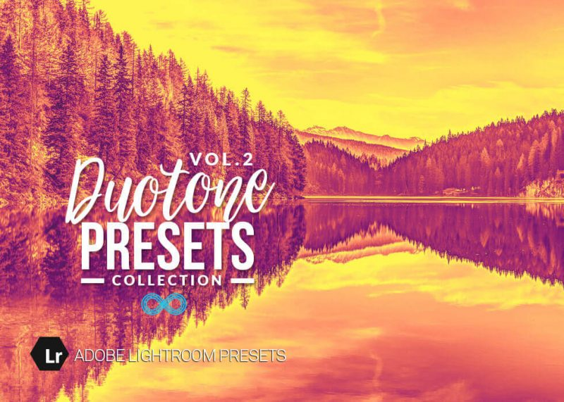 Duotone Collection Lightroom Presets