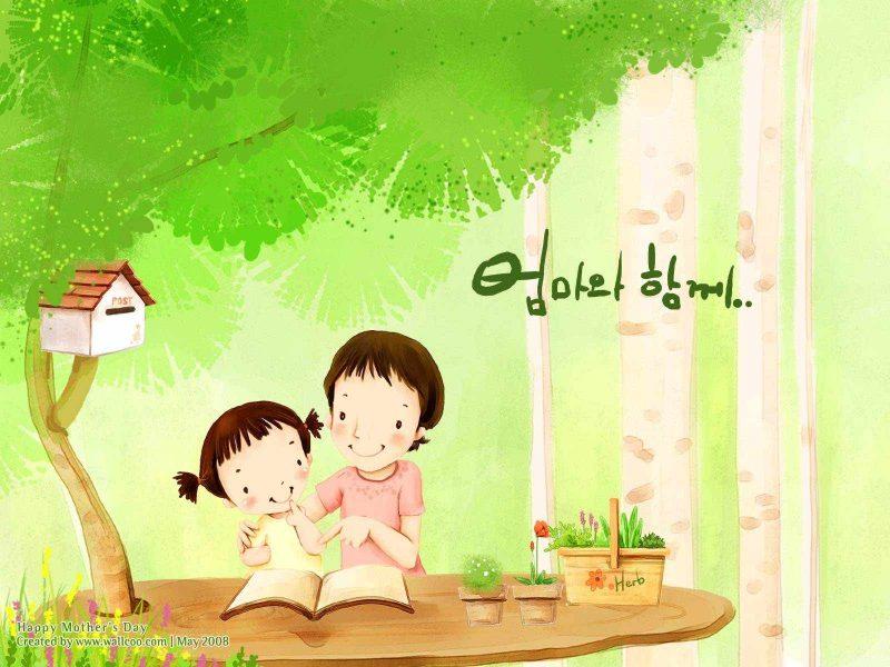 Family Love Wallpaper