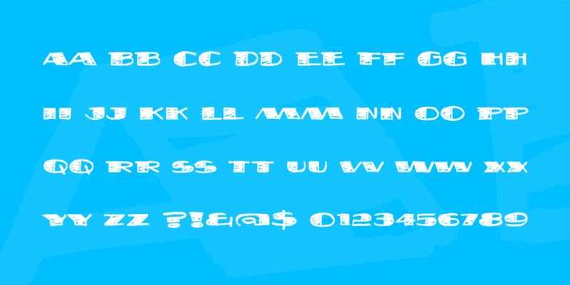 Fatstack BB Font