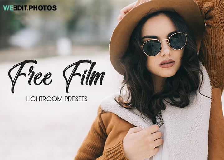 Free Film Lightroom presets