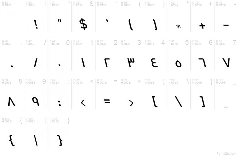 GE Dinar One Medium Italic