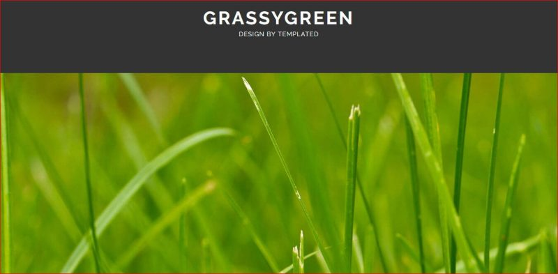 Grassygreen Template
