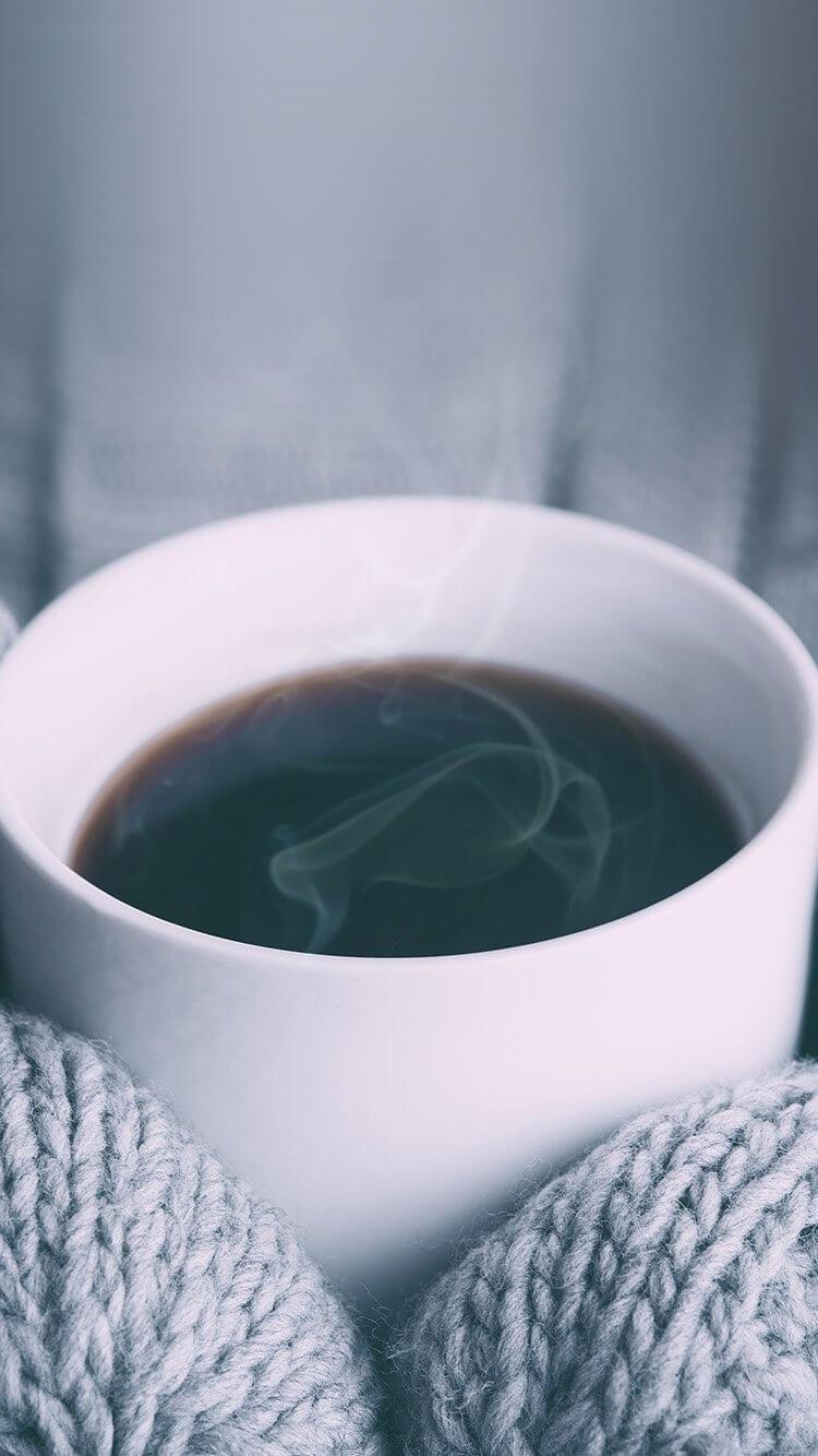 Hot Coffee Wallpaper iPhone 7