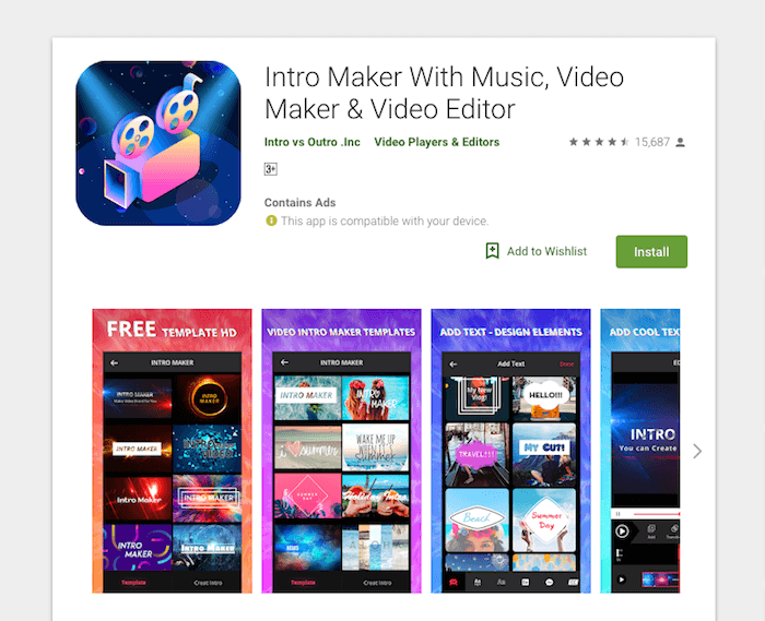 20 Best Free YouTube Intro Makers 2019
