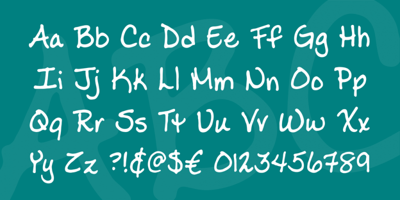 Ladylike Bb Font