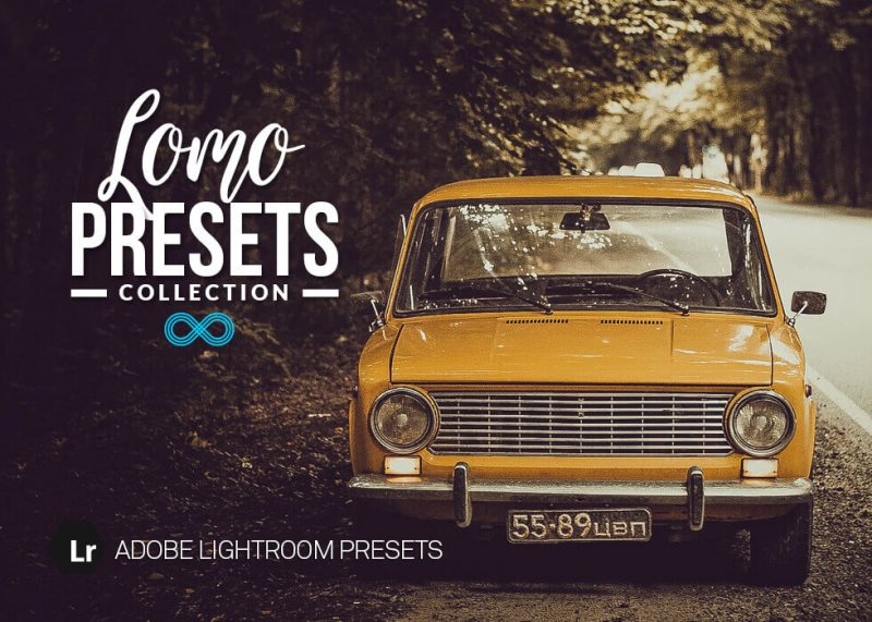Lomo Presets Collection