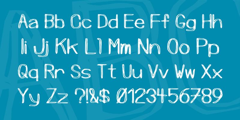 Peels Font