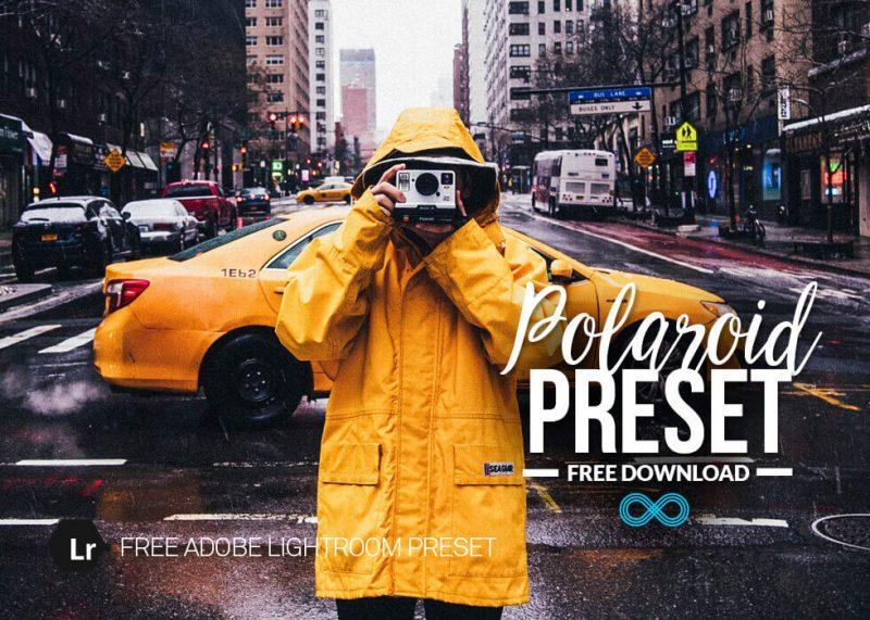 Polaroid Preset
