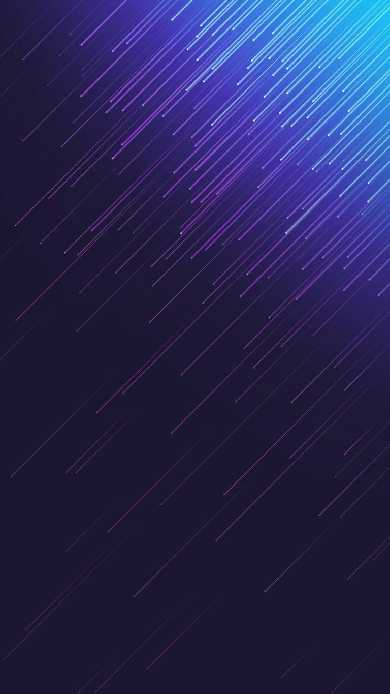 Star trail Background