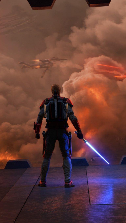 Star Wars Siege Of Mandalore Cs Wallpaper