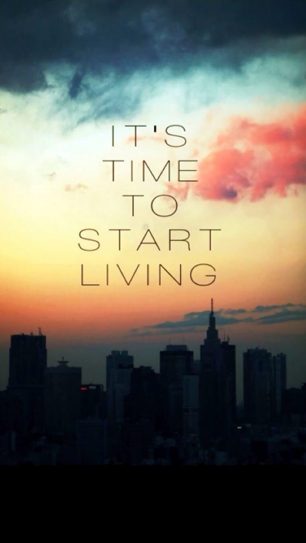 Start Living Wallpaper