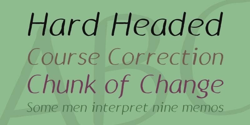 Thyme Handwritten Font