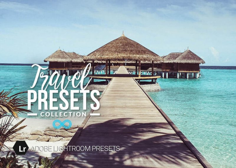 Travel Collection Lightroom Presets