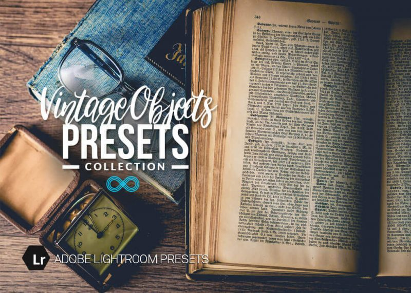 Vintage Objects Preset Collection