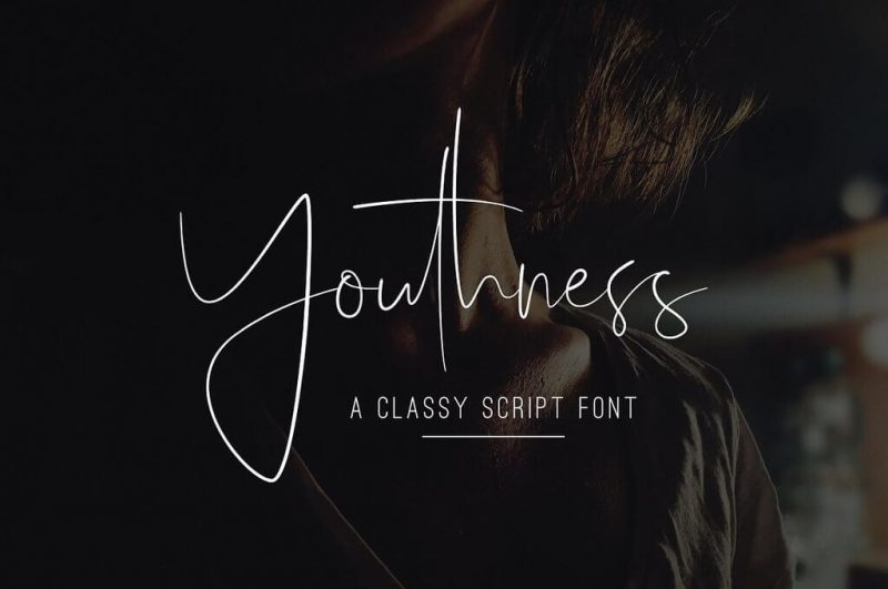Youthness Font