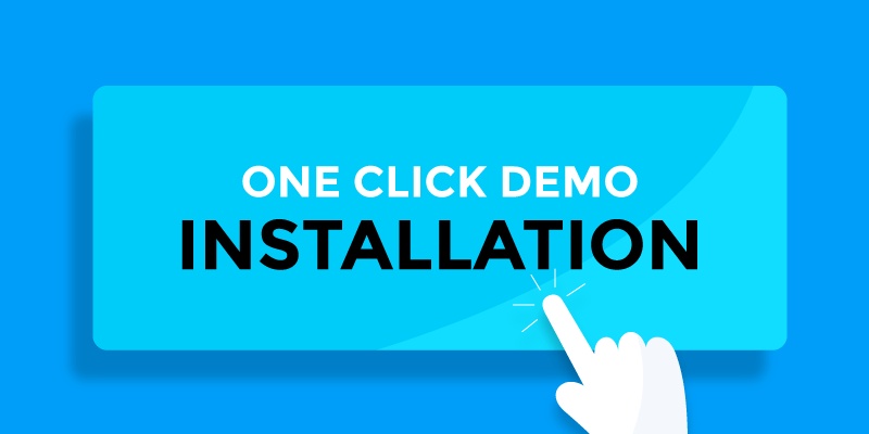 one-click-demo-importer
