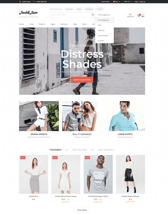 June Fashion Theme