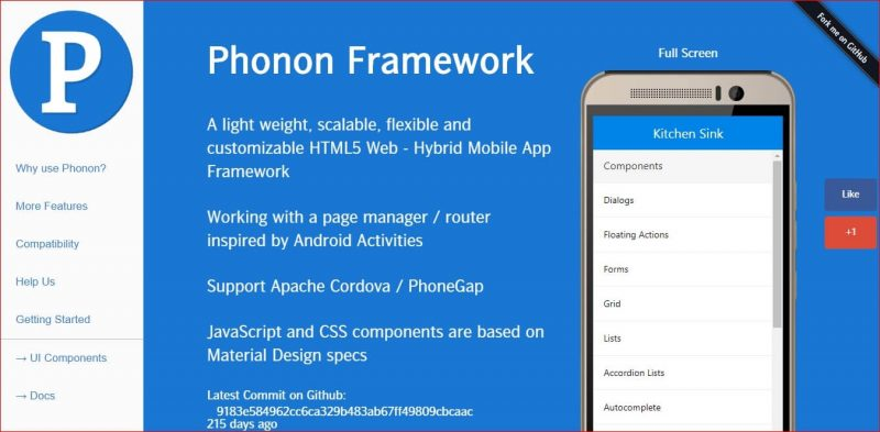 Phonon Design Framework