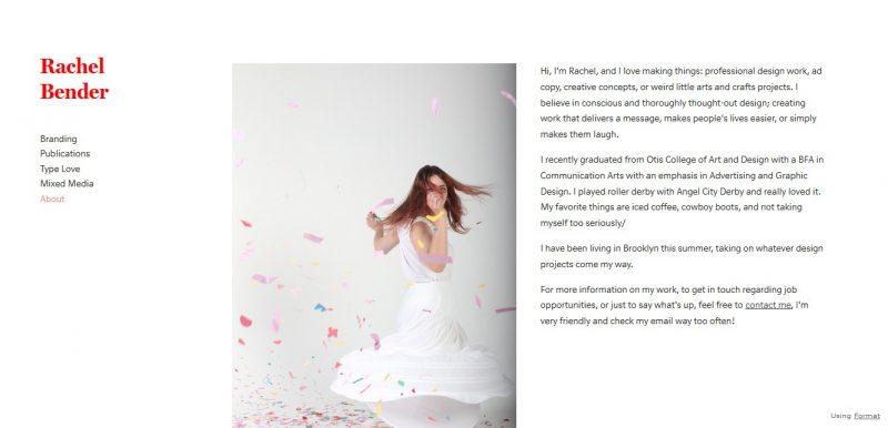 Rachel Bender Portfolio