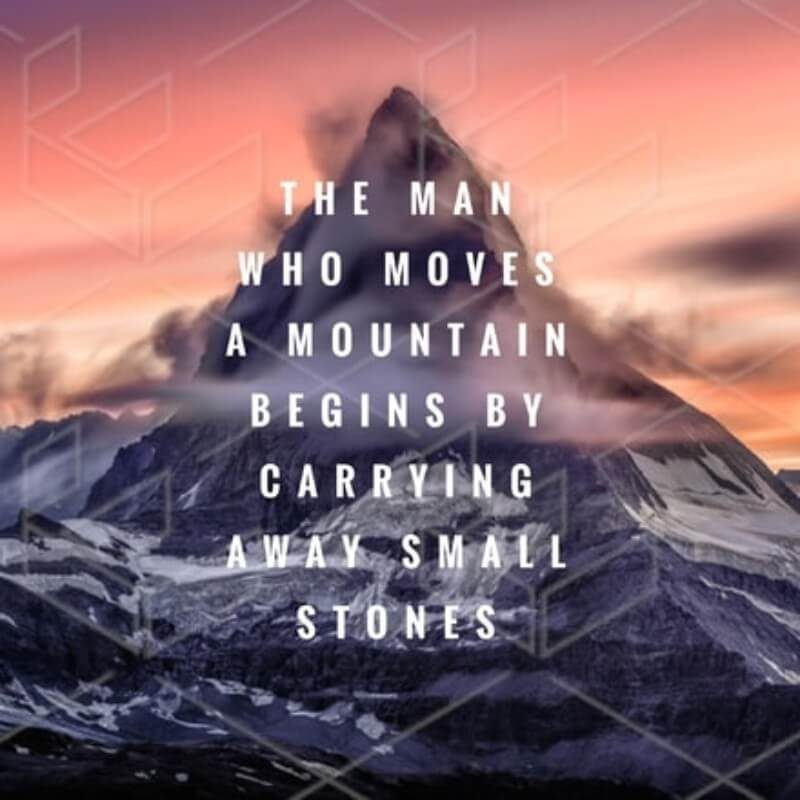 The Man Who Moves Mountains