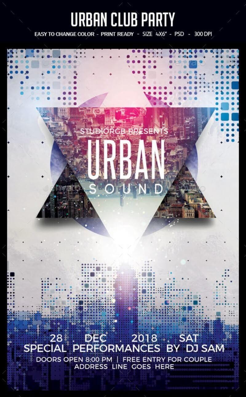 Urban Club Party
