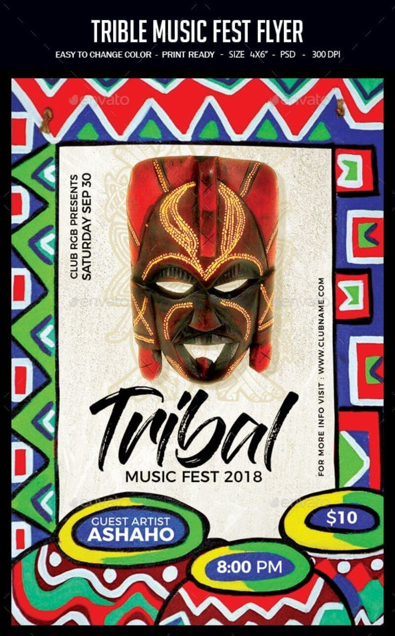 Tribal Music Fest