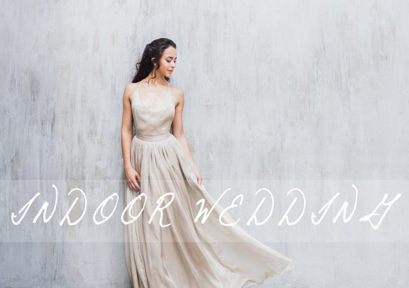 125 Indoor Wedding Presets