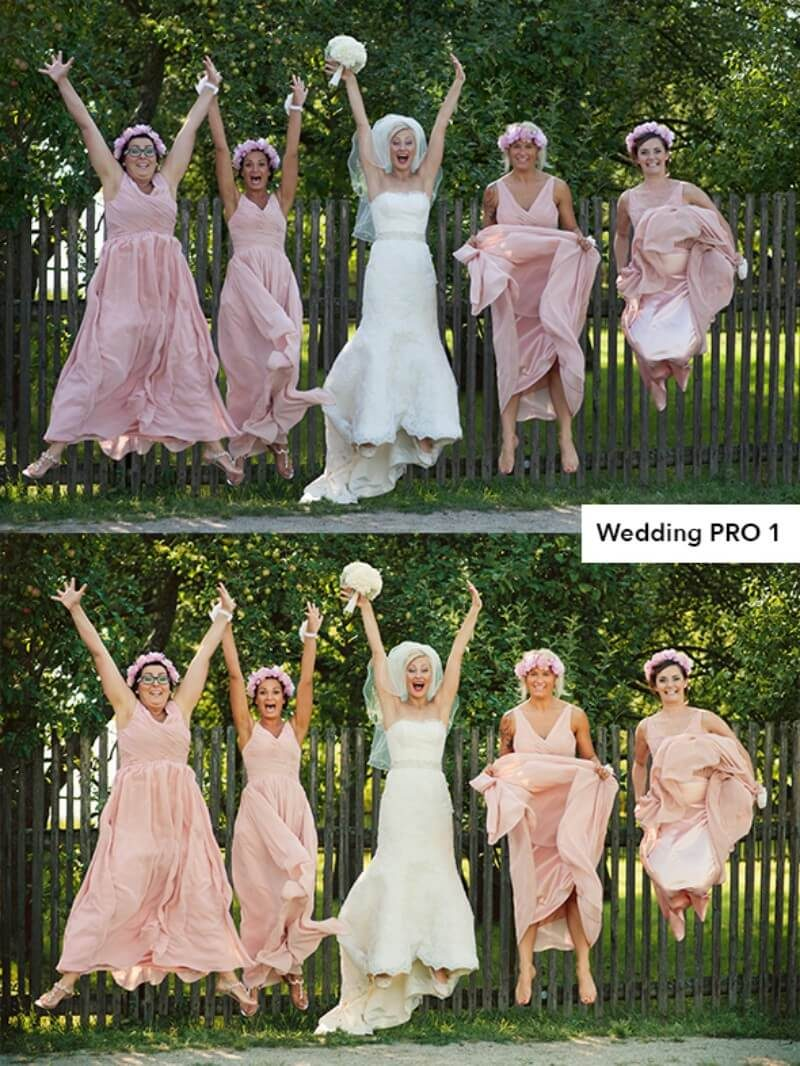 Wedding Pro LR Presets