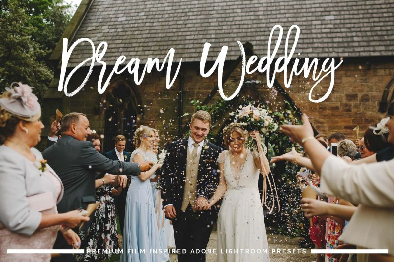Dream Wedding Presets